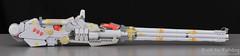 Mechanicore - Tief Sturmer Review - Main Gun and Radar 2 (MT Falldog) Tags: gundam gunpla deepstriker gundamsentinel mechanicore tiefstrmer