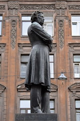 _DSC4755 (Rustam Bikbov) Tags: december saintpetersburg monuments pushkin 1884 2015