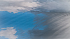 sundays are for soothing (Mr. Greenjeans) Tags: abstract reflection water calming ripples