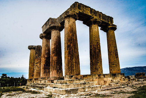 Temple of Apollo, Corinth