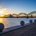 Riga Eisenbahnbrücke 2