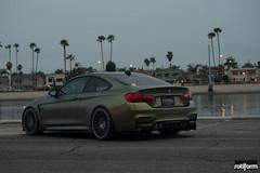 BMW M4 - Rotiform INDT (rotiformwheels) Tags: wheels cast bmw f80 m4 indt rotiform