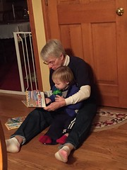 "Grandma Morton Reads to Paul • <a style=""font-size:0.8em;"" href=""http://www.flickr.com/photos/109120354@N07/24731548291/"" target=""_blank"">View on Flickr</a>"