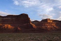 Ricocheting light (Jeff Mitton) Tags: sunrise utah canyon lakepowell coloradoplateau redrockcountry wondersofnature whitecanyon westernlandscape earthnaturelife