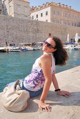Dubrovnik. The City Harbour (vs1k. 1 000 000 visits, Thanks so much !) Tags: family sea mediterranean croatia olga dubrovnik adriatic hrvatska dalmatia
