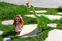 BaD Feb 20 - Walk the Dinosaur