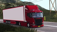 G440 Low (Christian ExE) Tags: truck iceland low scania