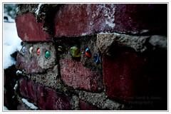 Childhood Memories Embedded Within These Walls (csaaphotography) Tags: winter sony cosina voigtlander bricks mortar dxo marbles skopar a7ii slii cv28slii