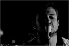 Cantante (José Estella) Tags: music rock band pop zaragoza musica grupo behind videoclip scenes makin ultravioleta
