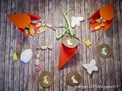 CaroteBoxPortacaramellel_01w (Morgana209) Tags: easter candy box handmade arancio cioccolato pasqua caramelle cartone carote creativit scatole fattoamano scatoline ovetti portacaramelle