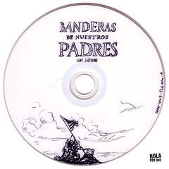 BANDERAS DE NUESTROS PADRES (Hola Por Qu) Tags: dibujo clinteastwood pelculas dvdsdibujados