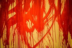 True blood (Illon Pictures) Tags: art blood paint peinture murder tableau intérieur meurtre