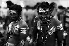 Singapore (ale neri) Tags: street portrait people blackandwhite bw singapore indian streetphotography hindu hinduism thaipusam aleneri alessandroneri
