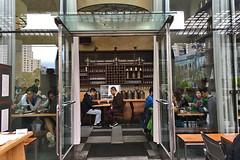 Samovar Tea Lounge - Entrance (raluistro) Tags: sanfrancisco food tea drinks brunch yerbabuena samovartealounge