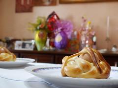 Taranto - Scarcella di Pasqua (phabrjce_ITA) Tags: food easter sweet bokeh foodporn taranto pasqua happyeaster eastercake uova sweettime uovadipasqua scarcella