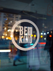 be kind (Ian Muttoo) Tags: toronto ontario canada gimp ufraw bekind kindexchange dsc56201edit
