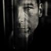 Escape (Christine Lebrasseur) Tags: portrait people blackandwhite man france art 6x6 canon fr sébastien onblack throughwindow gironde 500x500 saintloubes allrightsreservedchristinelebrasseur