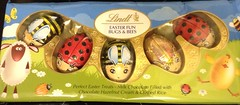 Found a package... (rockwolf) Tags: easter shropshire bees chocolates bugs surprise rockwolf