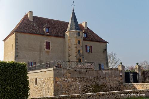 03 Murat - Chatignoux Château XV XVIII 07