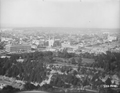 Lower Town from Victoria Tower, Parliament Buildings, Ottawa, Ontario / Basse-Ville depuis la tour de Victoria, difices du Parlement, Ottawa (Ontario) (BiblioArchives / LibraryArchives) Tags: trees houses ontario canada church river maisons ottawa lac rivire arbres glise bac parliamentbuildings hauteville 1896 victoriatower lowertown basseville uppertown libraryandarchivescanada bibliothqueetarchivescanada tourdevictoria henryjoephwoodside