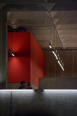 papo de corredor (Vitor Nisida) Tags: arquitetura sãopaulo sampa sp fau modernismo usp artigas brutalismo fauusp vilanovaartigas concretoaparente edifíciovilanovaartigas