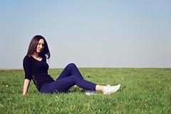 M. (Sareni) Tags: light portrait sky green colors girl field grass spring model serbia april portret vojvodina twop srbija nebo banat 2016 polje trava prolece boje poljana svetlost livada alibunar juznibanat sareni utrina
