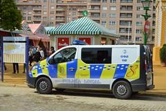 POLICÍA_LOCAL_SEVILLA_2016 (3) (DAGM4) Tags: españa sevilla andalucía spain espanha europa europe police renault espana 112 espagne polizei 092 espagna polizia espainia espanya 2016 policía no8do 警隊 policíalocaldesevilla feriasevilla2016