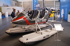 AERO 2016 (Neuwieser) Tags: auto show coast expo general aviation guard fair messe trade schwimmer floats aero gyro friedrichshafen luftfahrt 2016 gyrocopter allgemeine tragschrauber mtosport
