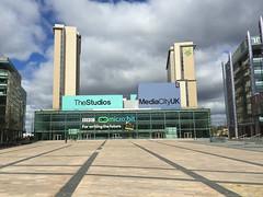 MediaCityUK (diamond geezer) Tags: manchester salfordquays mediacityuk