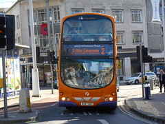 First West of England 37326 (Welsh Bus 16) Tags: bristol eclipse volvo first wright gemini westofengland 37326 b9tl wx57hkg