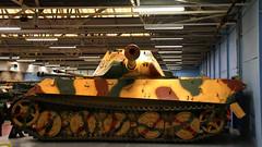 Tiger (markphilhall) Tags: dorset tankmuseum kingtiger bovington sigma18250 canon100d