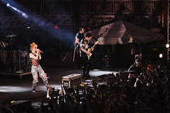 Paramore (Parahoy) (natmountain) Tags: concert concertphotography mewithoutyou jordanpundik newfoundglory nfg vacationer paramore chadgilbert hayleywilliams concertphotographer tayloryork paramoreisaband brandneweyes chvrches parahoy parahoycruise parahoy2