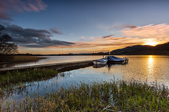 Lake Of Menteith (ABel-Photo) Tags: lake water scotland highland loch trossachs