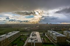 All in one (Samkogz) Tags: sun snow color rain clouds landscape nikon cityscape view wind sweden malm d7100