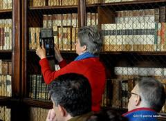 M4302449 (pierino sacchi) Tags: mostra de liceo biblioteca andr visita scuola golgi universitaria broni scientifico