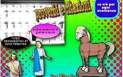 Verbosit e logorrea rendono antipatici tanti politici (SatiraItalia) Tags: vignette satira umorismo