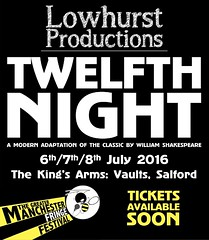 Twelfth Night 6-8 July @LowhurstProd @kingssalford @GMFringe #Shakespeare400 #selfies #comedy (gmfringe) Tags: new uk summer england men yellow festival modern manchester design actors women comedy power cheshire northwest theatre britain drawing contemporary stage events yorkshire performance shakespeare william lancashire bee entertainment northern drama salford shipwrecks rusholme kingsarms twelfthnight farce selfies yellowstockings xaveriancollege whatson greatermanchesterfringe lowhurstproductions