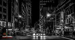 Sydney Street (RajeshMannanPhotography) Tags: road street night lights sydney australia nightlight