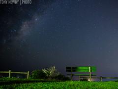 untitled-44 (newbs216) Tags: seascape night stars landscape australia newsouthwales milkyway warriewood narraben sydneyexplorers