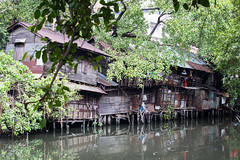 Le long des canaux de Bangkok (Ye-Zu) Tags: voyage street trip bangkok thalande rue thailande worldtour krungthepmahanakhon tourdumonde