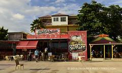 Burger Madness ( Freddie) Tags: boardwalk stmaarten sintmaarten philipsburg dutchcaribbean thefriendlyisland