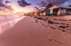 Sunrise at Punta Cana (Simon.Ru) Tags: sun beach sunrise canon long exposure republic sigma bahia punta cana 1020mm hdr domenican 70d