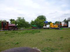 P1050716 (Hampton & Kempton Waterworks Railway.) Tags: diesel loop devon galaday tippers 2015 darent spelthorne warflat
