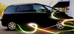 Grand Picasso C4  EffiART (eagle1effi) Tags: auto black car citroen grand automotive citron picasso bmw tau van minibus tbingen c4 automobil kompakt 2011 morningshot autocenter kompaktvan effiart reisekutsche tz40 tz41 mmschramm onyxschwarz
