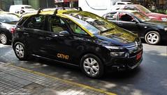 Citron C4 Picasso Taxi de Santiago, Chile (RiveraNotario) Tags: chile santiago cars taxi citroen citron taxis autos minivan mpv providencia carspotting citronc4 citronc4picasso taxidesantiago