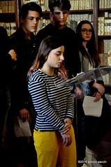 M4302478 (pierino sacchi) Tags: mostra de liceo biblioteca andr visita scuola golgi universitaria broni scientifico