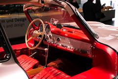 DSC_9731 (thomas.roesl) Tags: auto door old car museum germany deutschland mercedes benz 1 nikon stuttgart dream 8 sigma mercedesbenz oldtimer expensive daimler sportscar motorsport mikka formel1 badenwurttemberg badenwrttemberg flgeltrer hkkinen sl300 nikond7100 sigma1835mm18