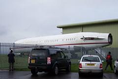 VP-CMN ~ 2016-04-16 @ Kemble (CVT-wings) Tags: airplane aviation planespotting airplanepictures generalaviation boeing727 airplanephotos kembleairport egbp aircraftpictures cotswoldairport vpcmn aircraftpix cvtwings davelenton 16042016