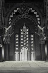 CasablancInterior Mezquita Hassan IIa-25 (Pablo Rodriguez M) Tags: mosque morocco maroc mezquita casablanca marruecos mosque hassanii