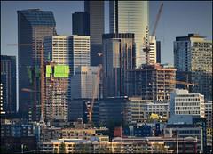 How many cranes in Seattle? (@GilAegerter / klahini.com) Tags: seattle urban architecture construction amazon nikon cranes nikkor manualfocus d600 southlakeunion manuallens nikond600 400mmf56ais